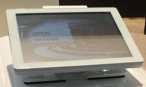 Caisse enregistreuse tactile 4POS EyePOS