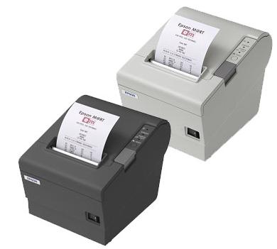 Imprimante-ticket pour caisse tactile JDC