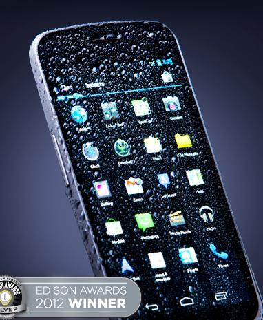 Liquipel, film nanométrique invisible protégeant l'iphone ou le smartphone!
