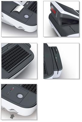Les périphériques de caisse intégrés du miniOII