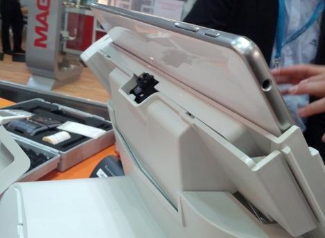 Caisse enregistreuse tactile Bixolon BDS-100