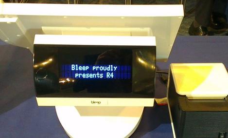 Bleep TS-910 avec imprimante-ticket externe