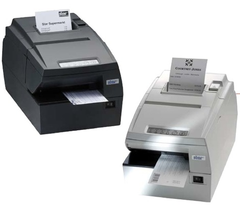 L'imprimante multifonction Star HSP7000