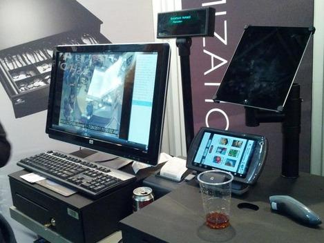 APG NetPRO et la caméra de surveillance IP