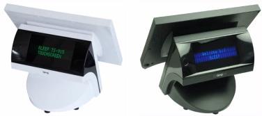 Bleep TS-910 en blanc et noir