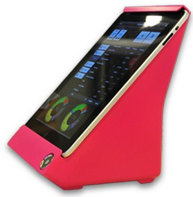 CashPad en rouge