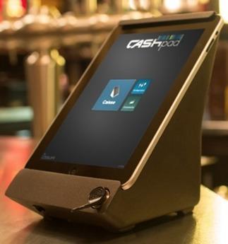 CashPad et son lecteur de clé Dallas (i-button)