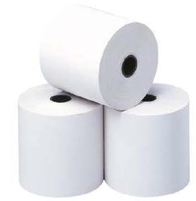 bobine blanche 1 pli