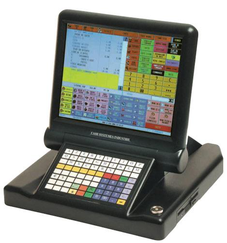 CSI Esterel 3, avec clavier programmable et écran tactile