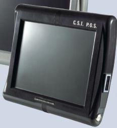 Le C.S.I. POS avec scanner intégré