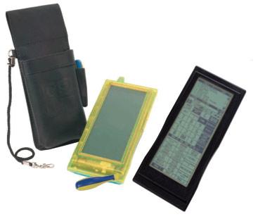 Deux télécommandes tactiles C.S.I. French Touch