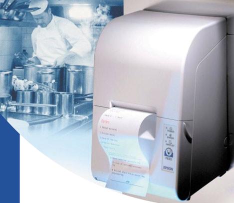 Imprimante-ticket Epson TM-U230 conçue pour les environnements difficiles