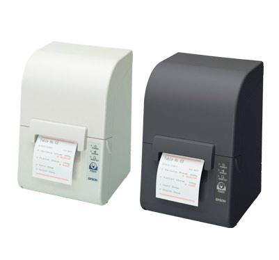 Imprimante-ticket Epson TM-U230 en blanc et noir