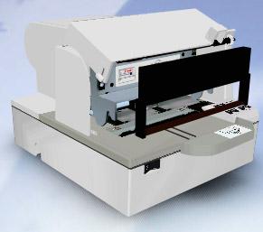 Changement du ruban encreur de l'imprimante-ticket et multifonctions Epson TM-H5000