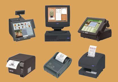 gamme d'imprimantes et de terminaux point de vente d'Epson