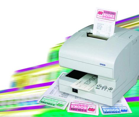 imprimante de caisse jet d'encre Epson