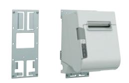 Suuport mural de l'imprimante-ticket Epson TM-T88V