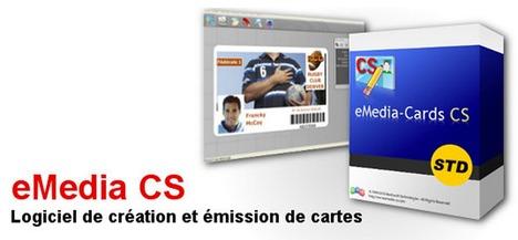 eMedia CS, logiciel de création de cartes