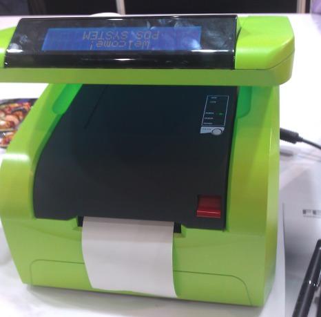 FEC Retail Smart avec afficheur-client et imprimante-client