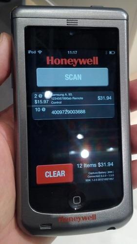 Honeywell Captuvo SL22