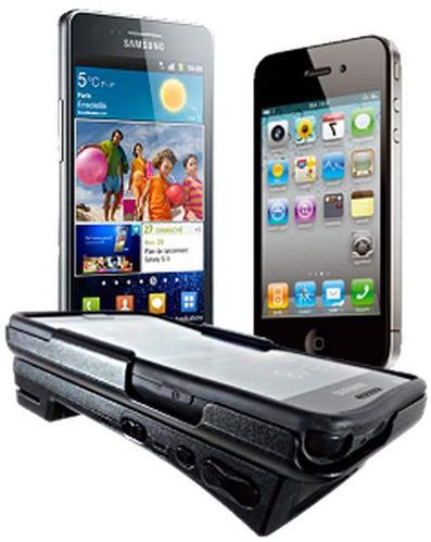 Scanner Koamtac KDC400: avec Samsung Galaxy et Apple iPhone