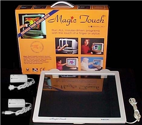 dalle tactile magictouch