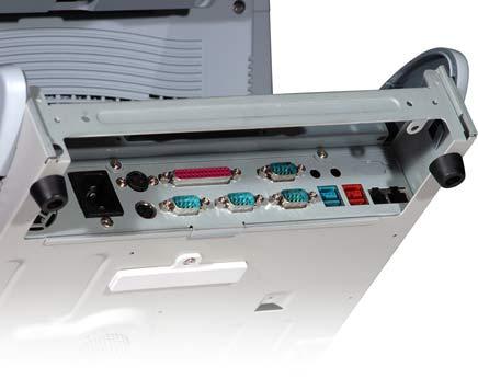 TPV POSligne odyssé: ports séries, USB retail, parallèle, etc.