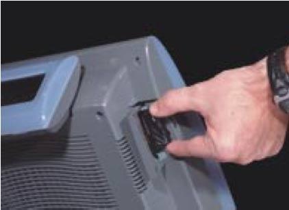 TPV posligne odysse: le lecteur de compact flash