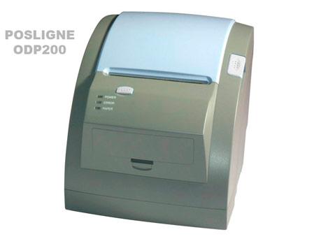 test de niveau sonore de l'imprimante-ticket POSligne ODP200
