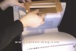 changement du clip de couleur de l'afficheur-client du posligne odyssé