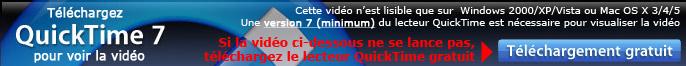 téléchargez QuickTime 7