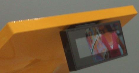 Sango orange avec afficheur-client