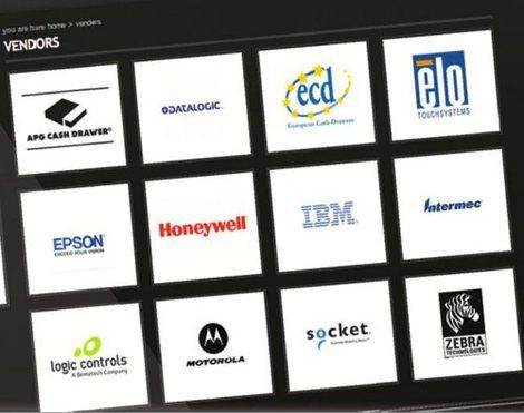 Plusieurs marques distribuées par ScanSource