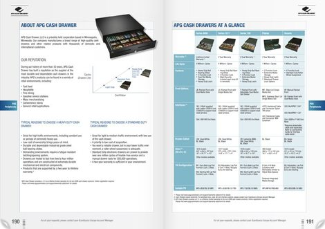 Page du catalogue de ScanSource