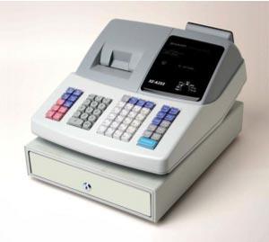 sharp: caisse enregistreuse numérique