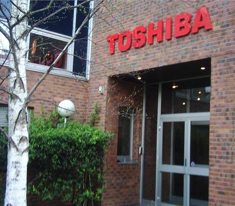 toshiba-tec: locaux en france
