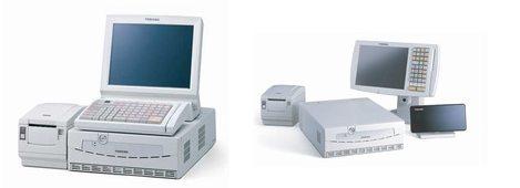 terminal point de vente (TPV) toshiba-tec ST-7000