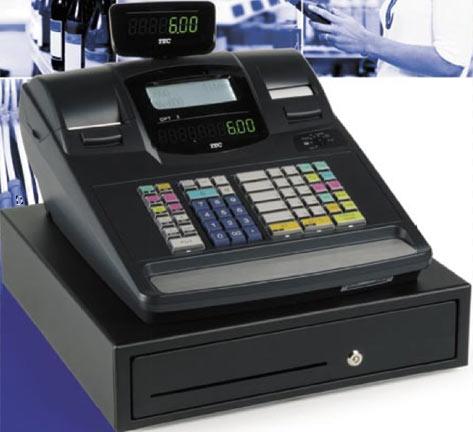 Caisse enregistreuse alphanumérique Toshiba-Tec MA-600